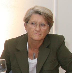 Eulalia Roig, del Hospital Sant Pau de Barcelona.